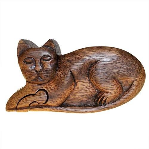 Bali Magic Box Cat