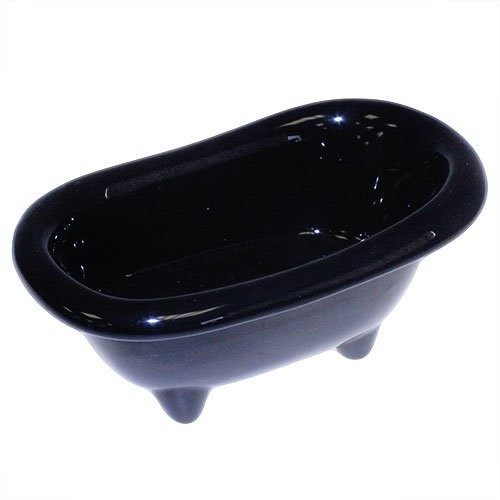 Ceramic Mini Bath Black