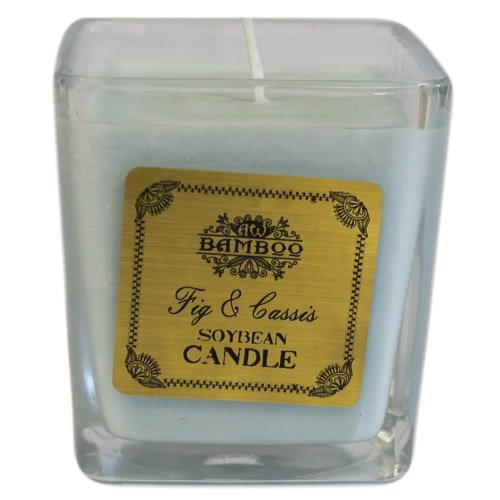 Soybean Jar Candles Fig   Cassis