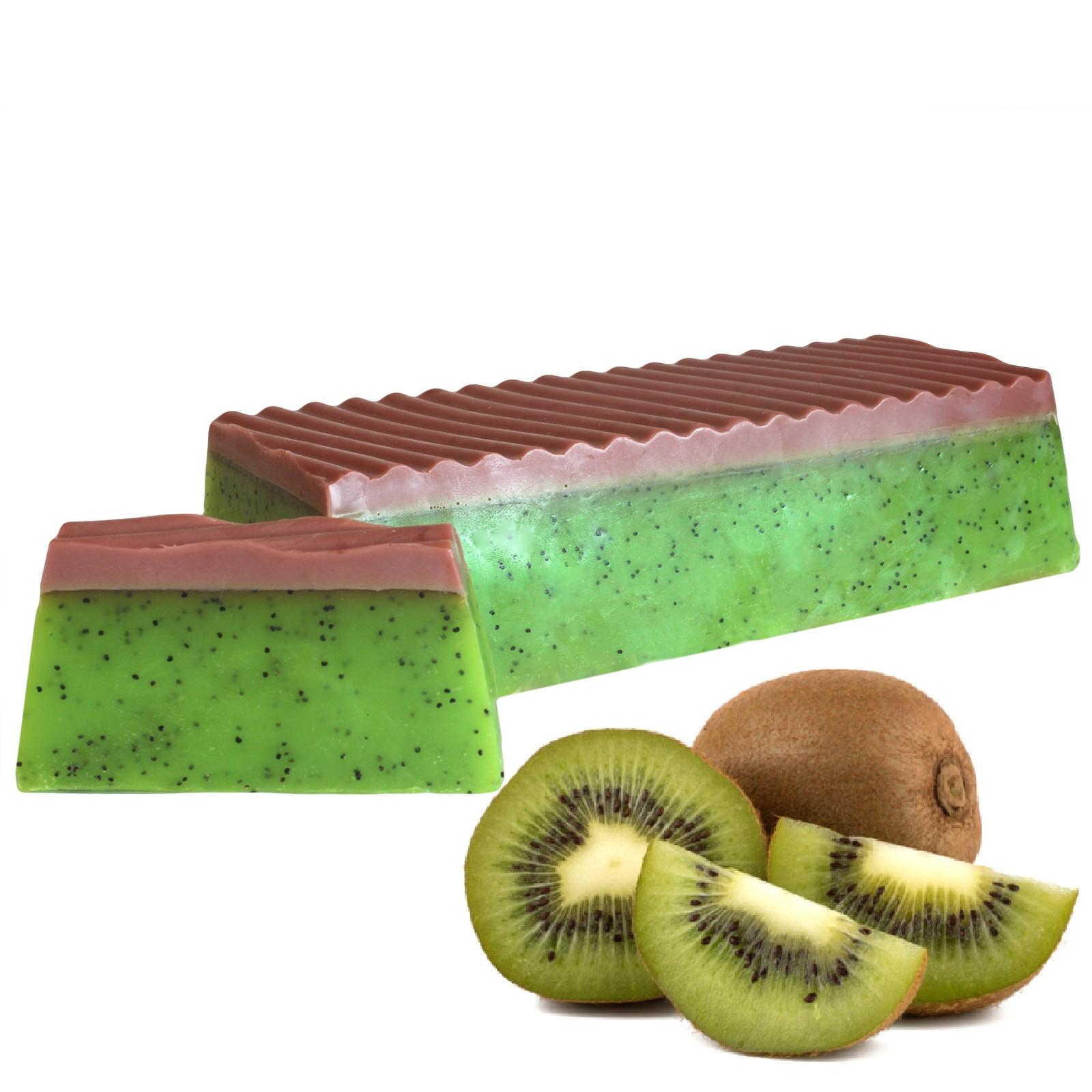 Tropical Paradise Soap Loaf Kiwifruit
