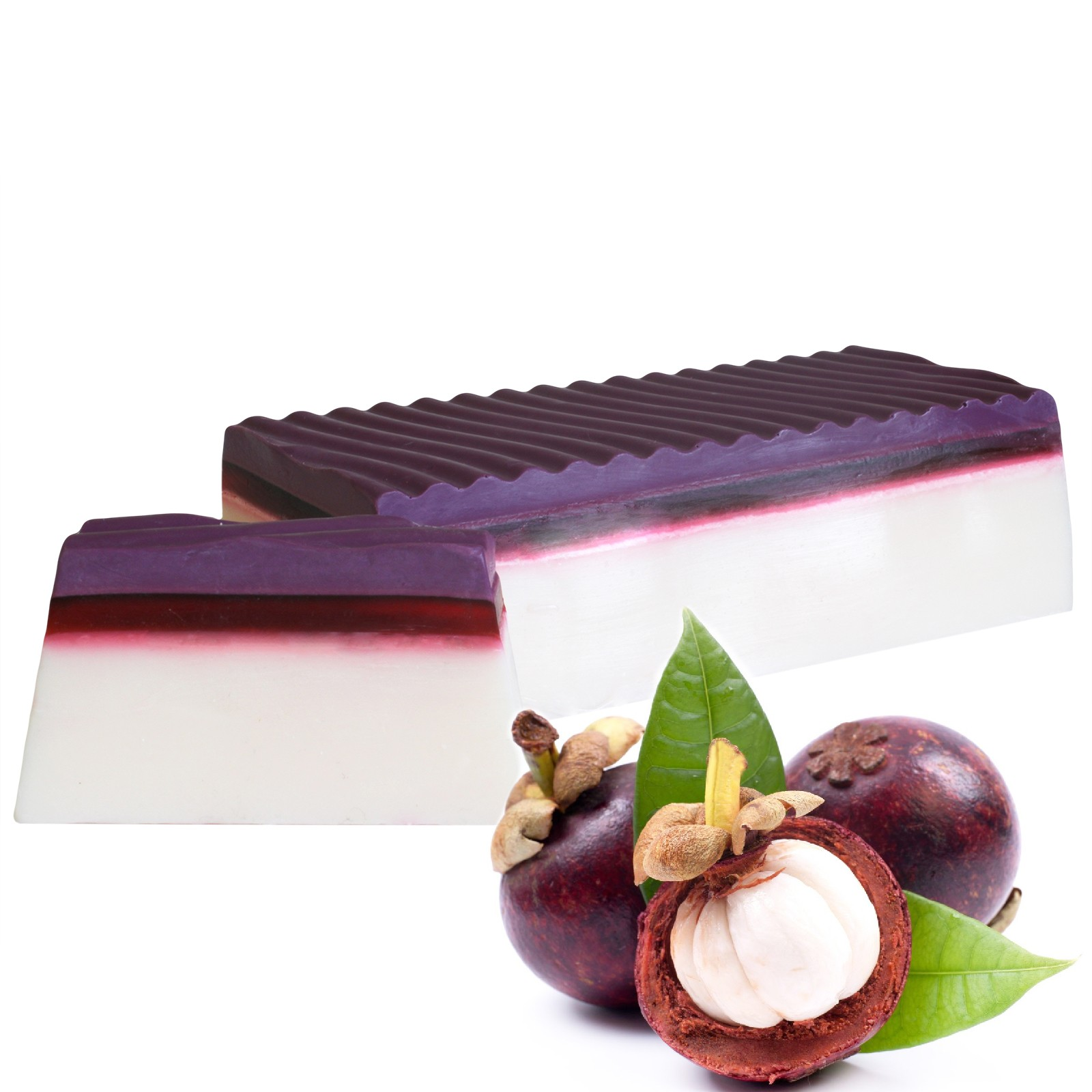 Tropical Paradise Soap Loaf Mangosteen