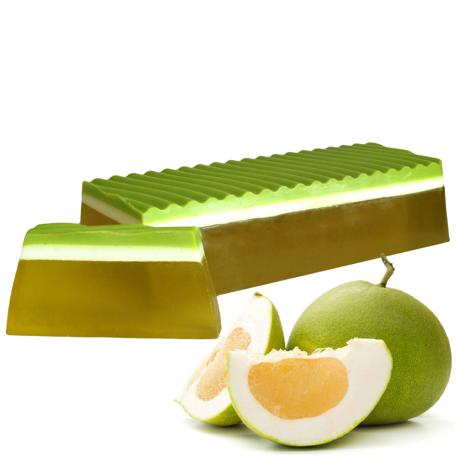Tropical Paradise Soap Loaf Pomelo