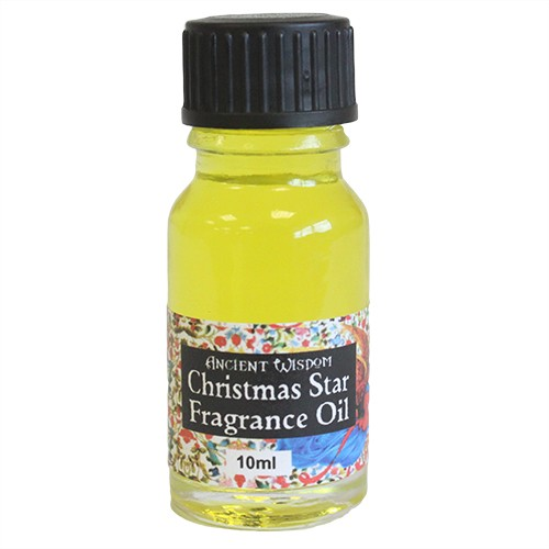 10ml Christmas Star Fragrance Oil