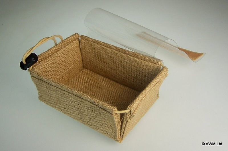 Lrg Flat Pack Gift Box 18x12x6cm