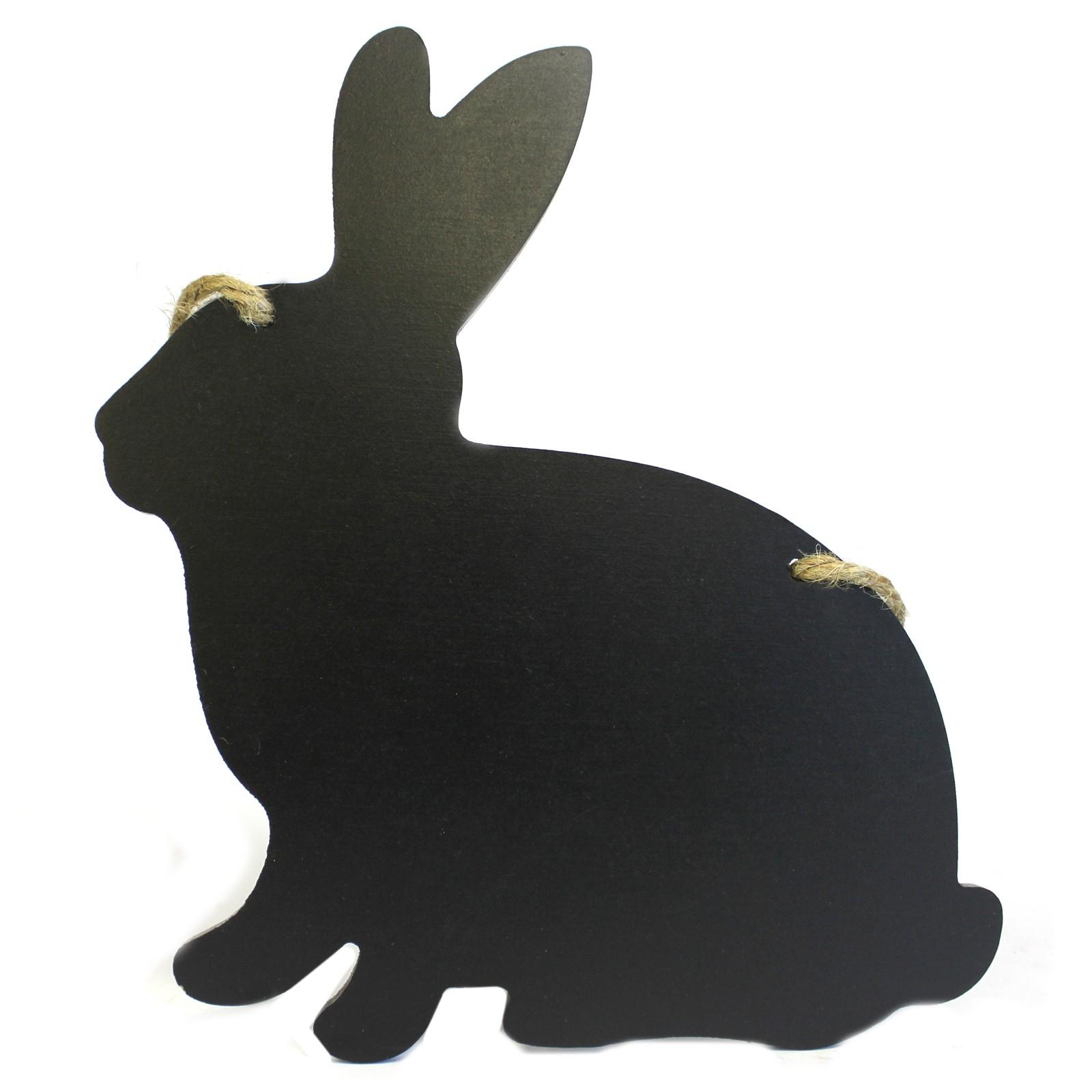 Chalk Board Rabbit