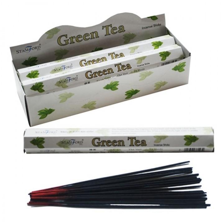 Green Tea Premium Incense