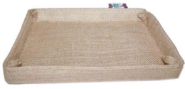 Jute Basket 23x18x3cm
