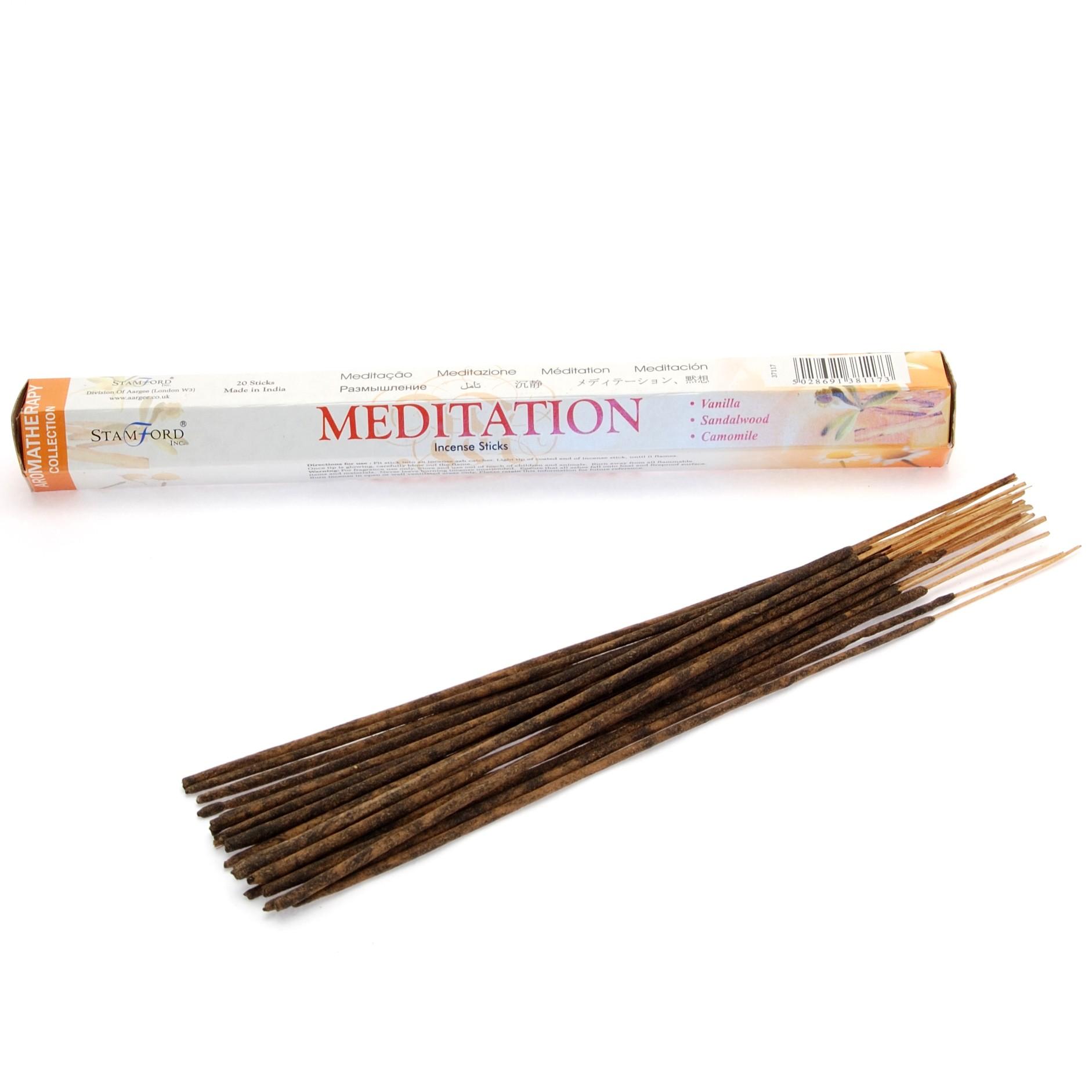 Meditation Premium Incense