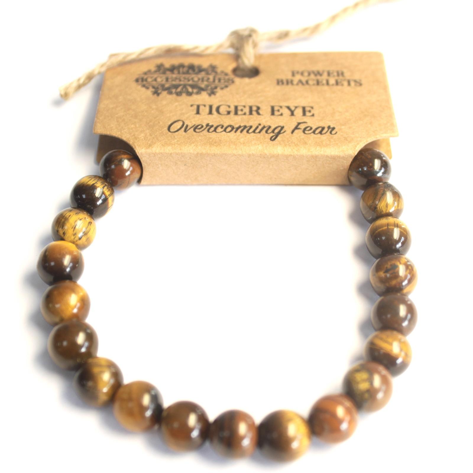 Power Bracelet Tiger Eye