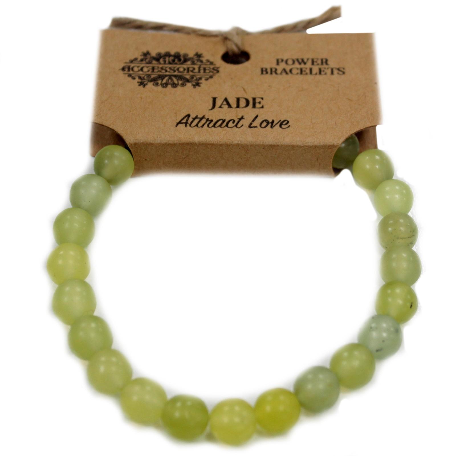 Power Bracelet Jade