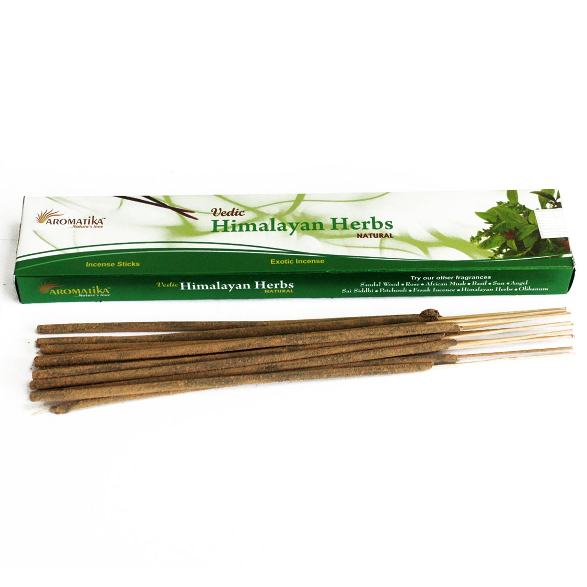 Vedic Incense Sticks Himalayan herbs