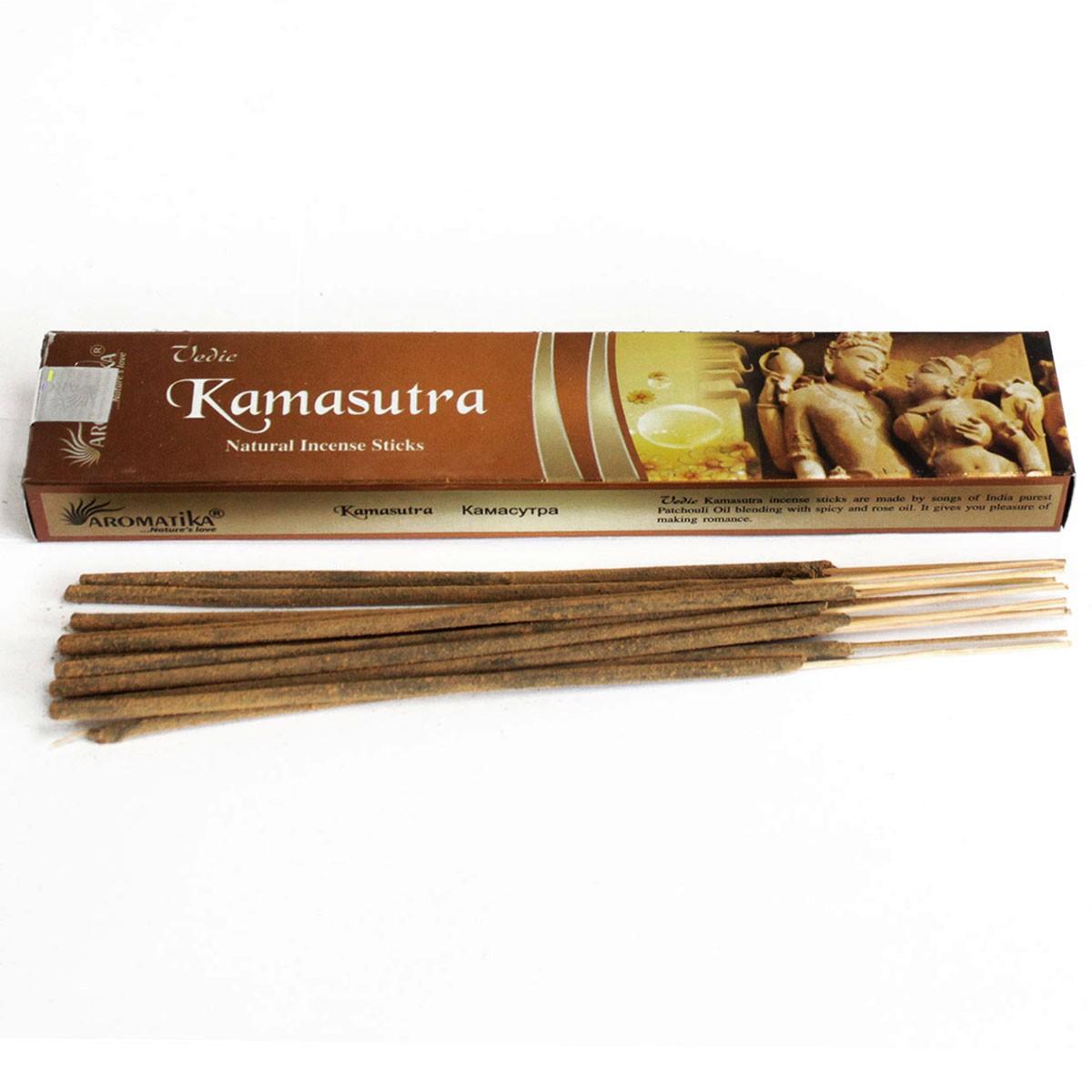 Vedic Incense Sticks Kamasutra