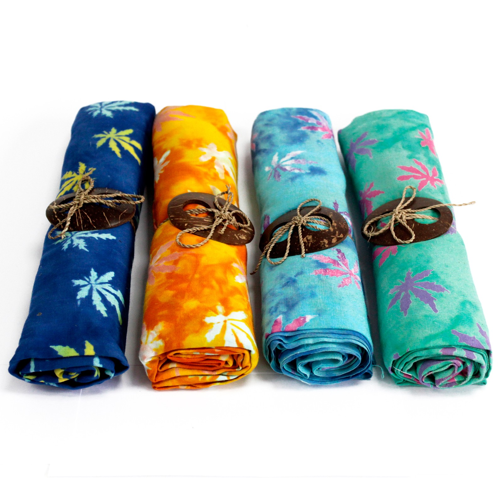 Tropical  4 assorted colours