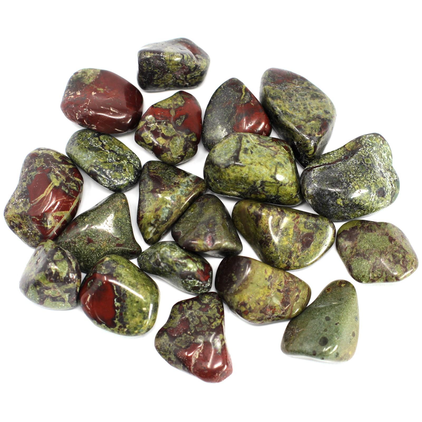African Gemstone Dragon Stone