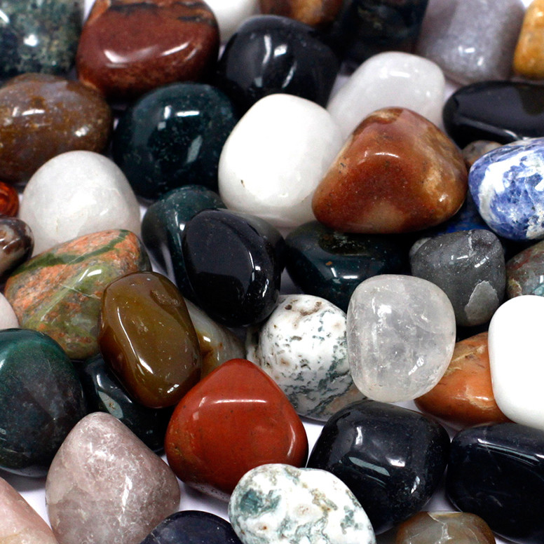 Mixed Gemstones 1kg