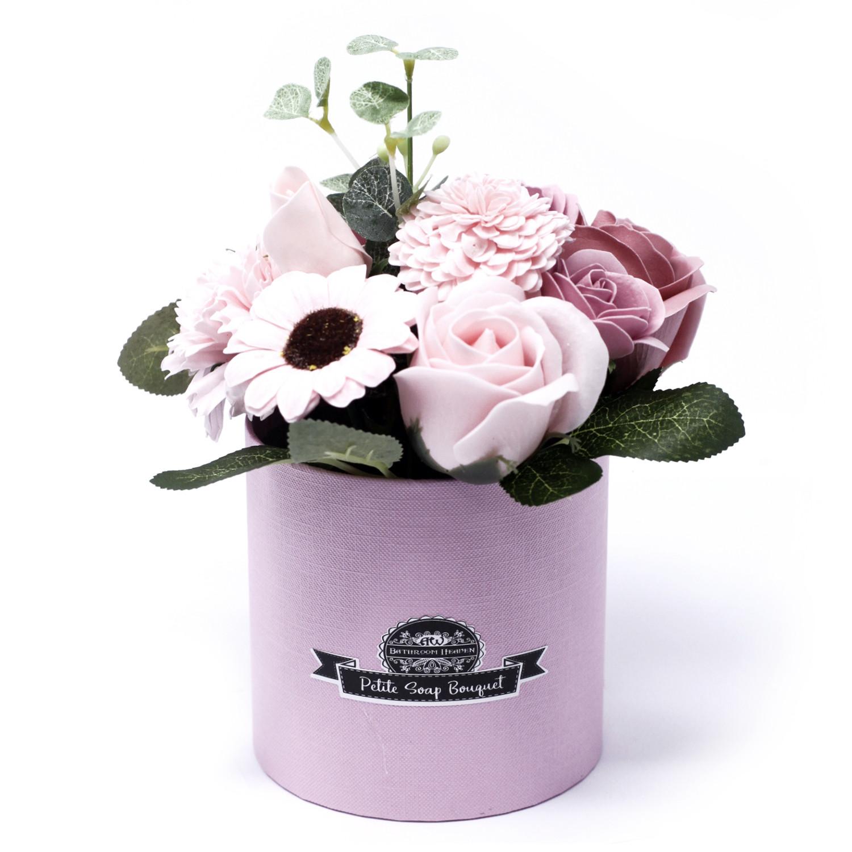 Bouquet Petite Gift Pot Peaceful Pink