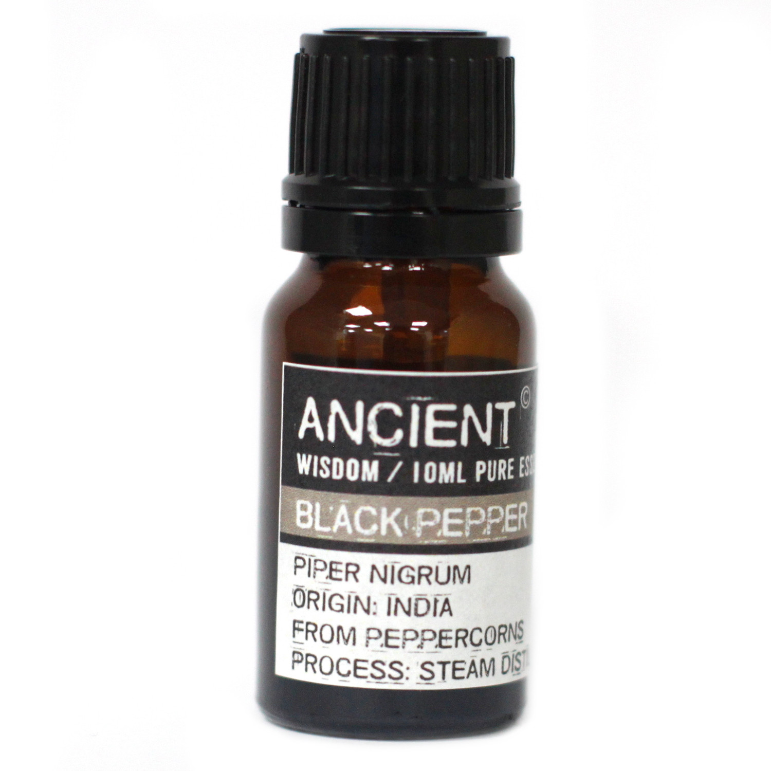 10 ml Blackpepper Essential Oil