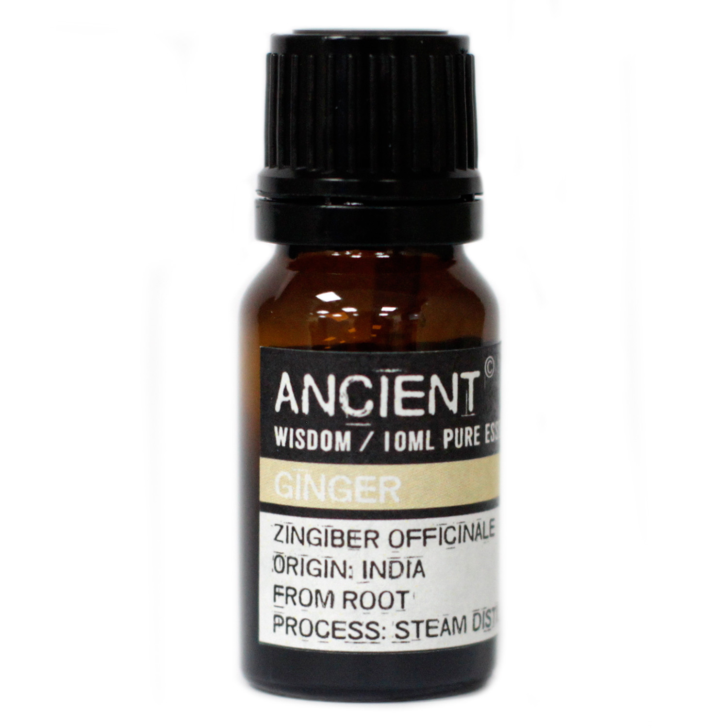 10 ml Ginger Essential Oil