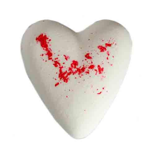 MegaFizz Hearts White Musk