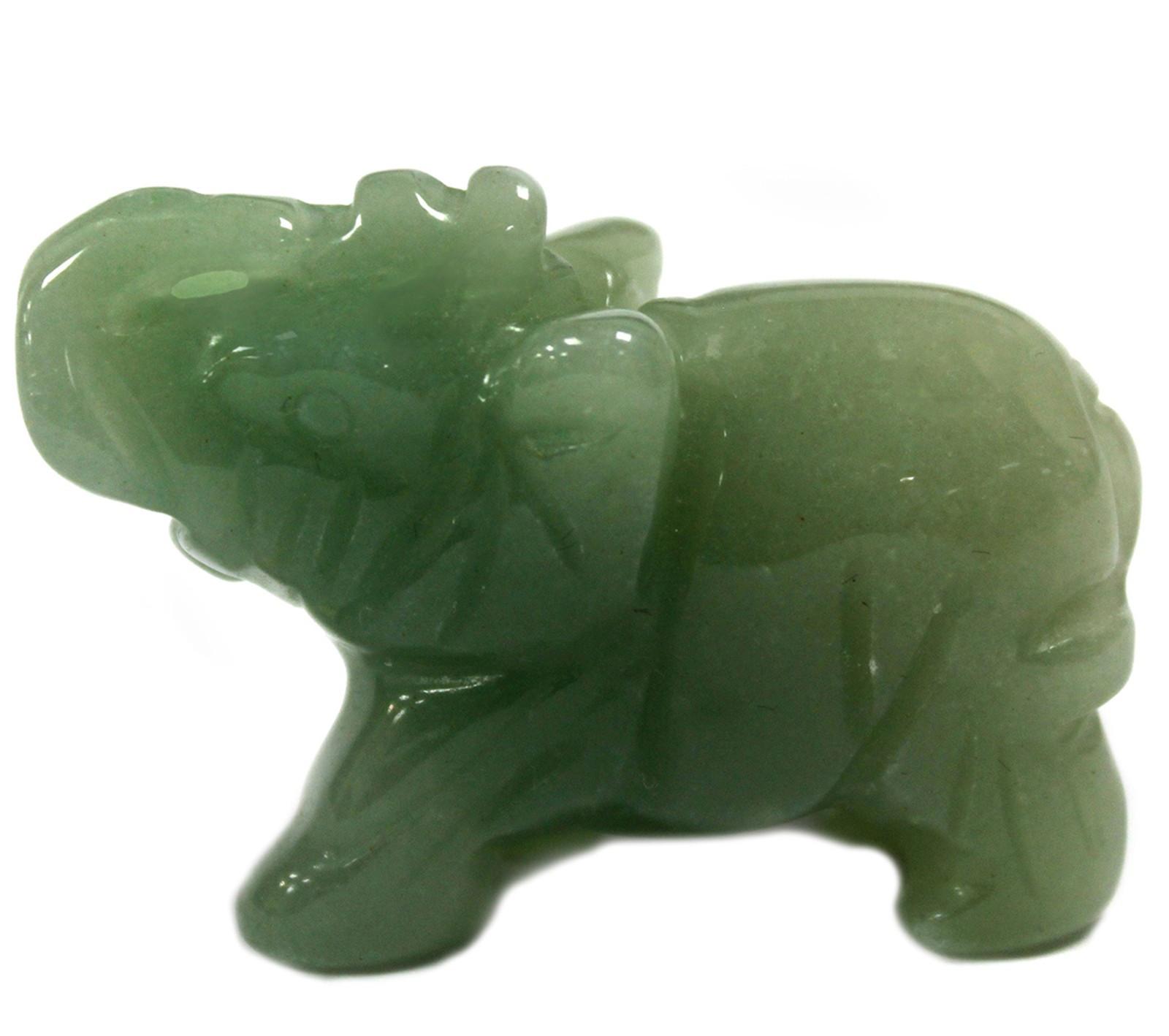Gemstone Elephant Jade