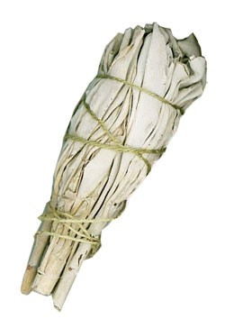 Smudge Stick White Sage 10cm