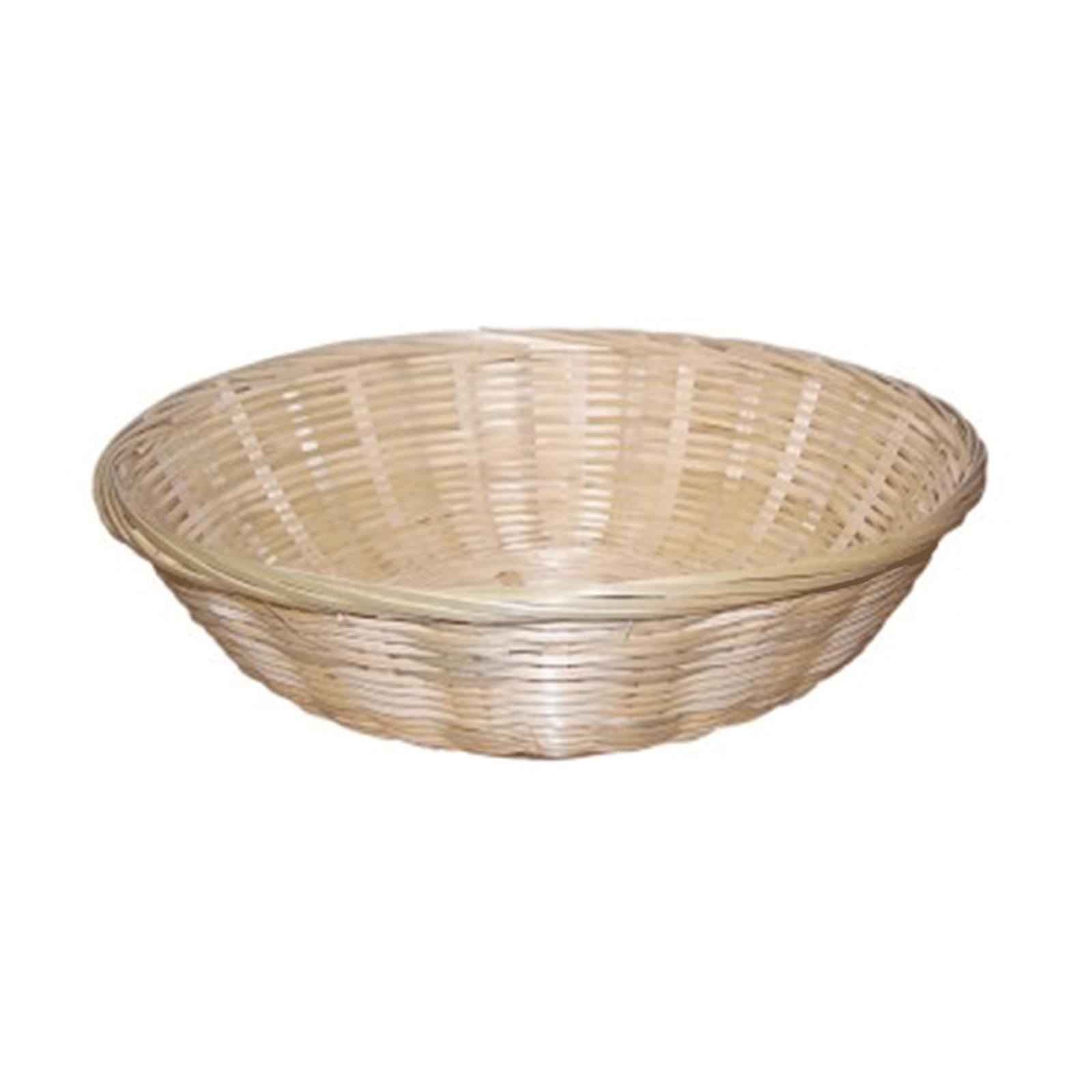 Round Basket 25x7cm