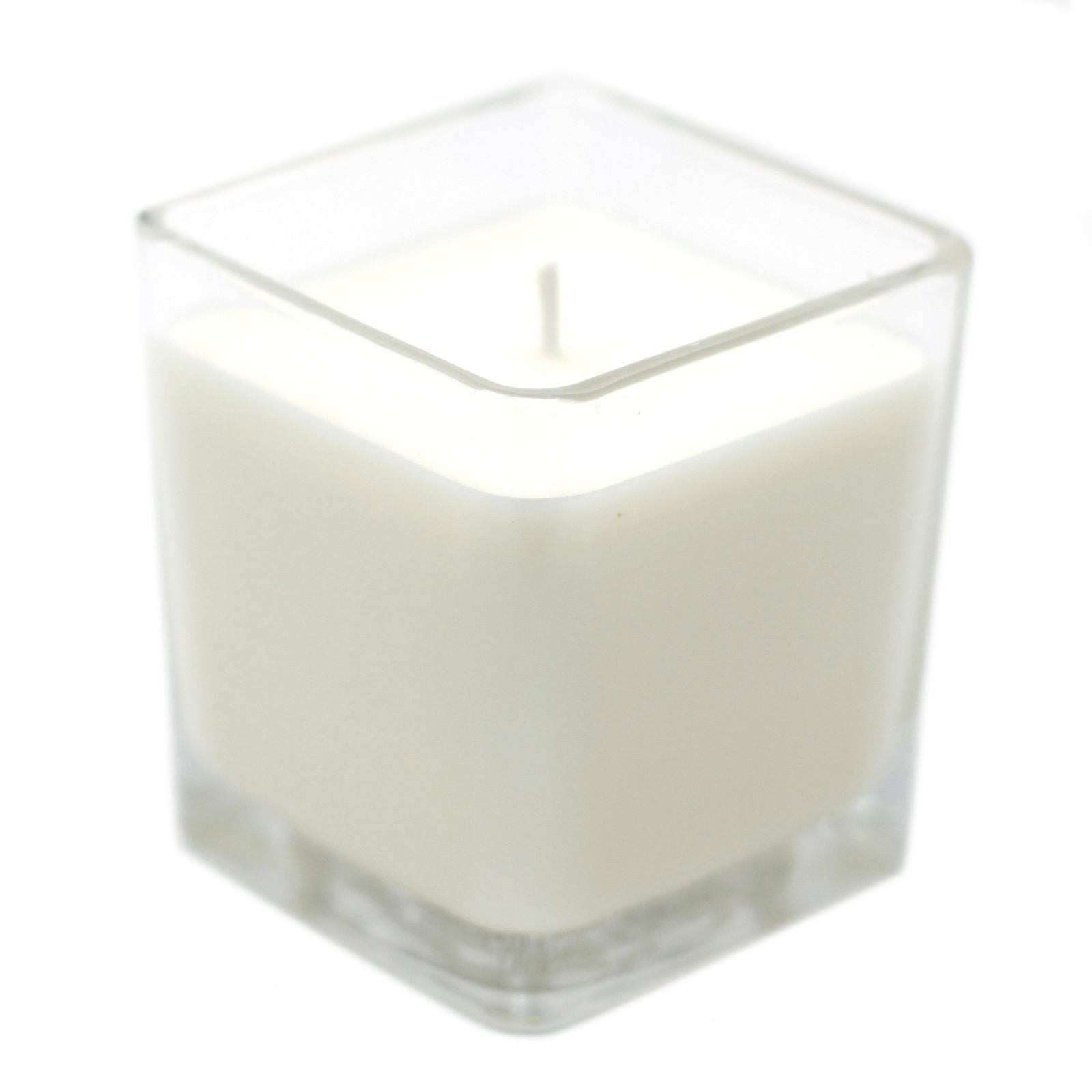 White Label Soy Wax Jar Candle Lily   Jasmine