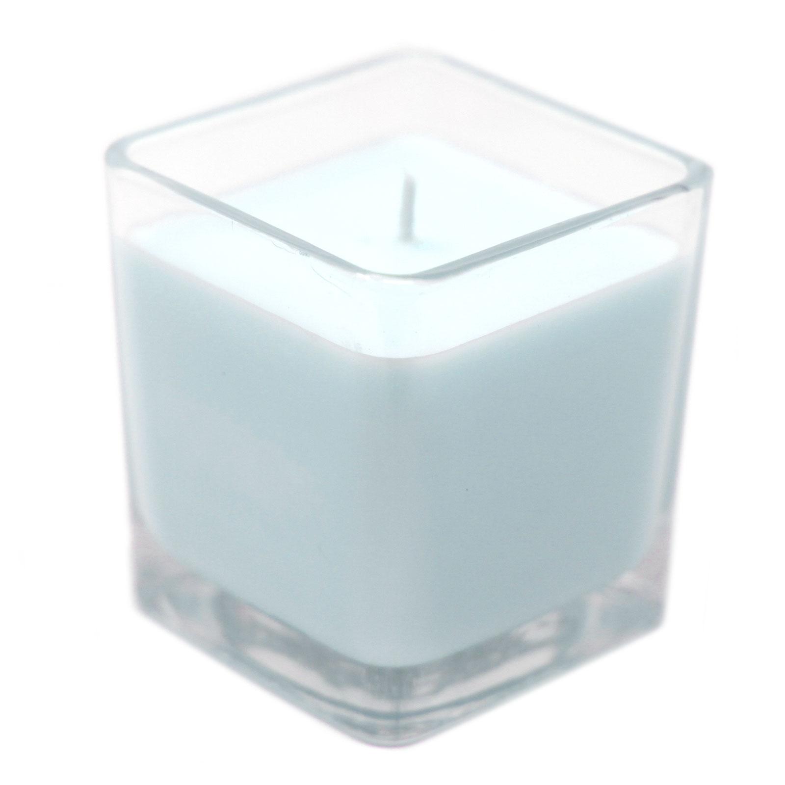 White Label Soy Wax Jar Candle Baby Powder