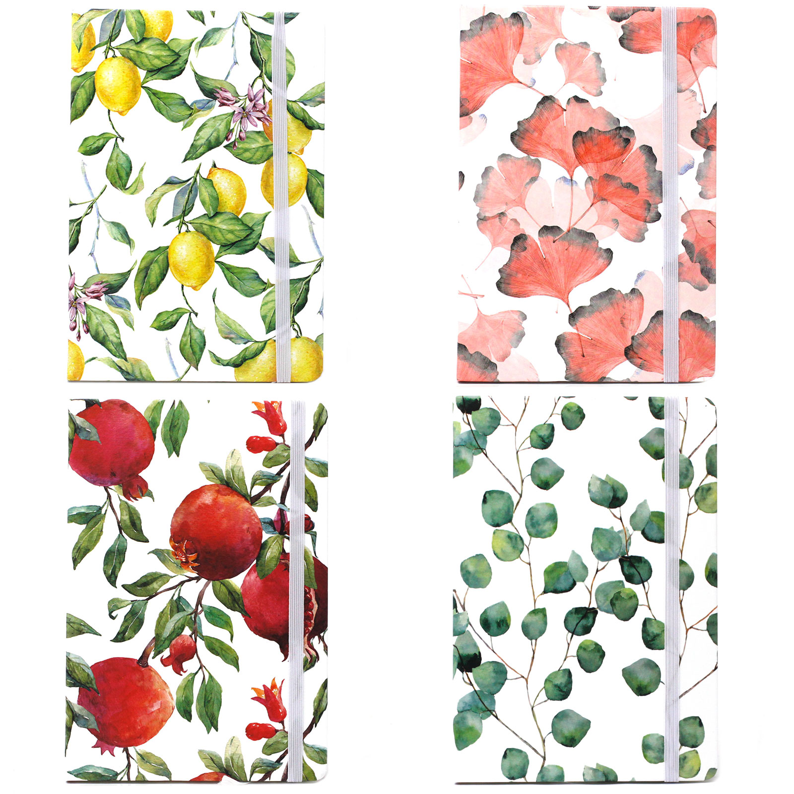 Cool A5 Notebook Assorted DesignsVintage Fauna