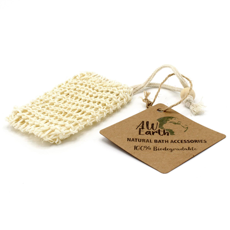 Nature Soap Bag Sisal