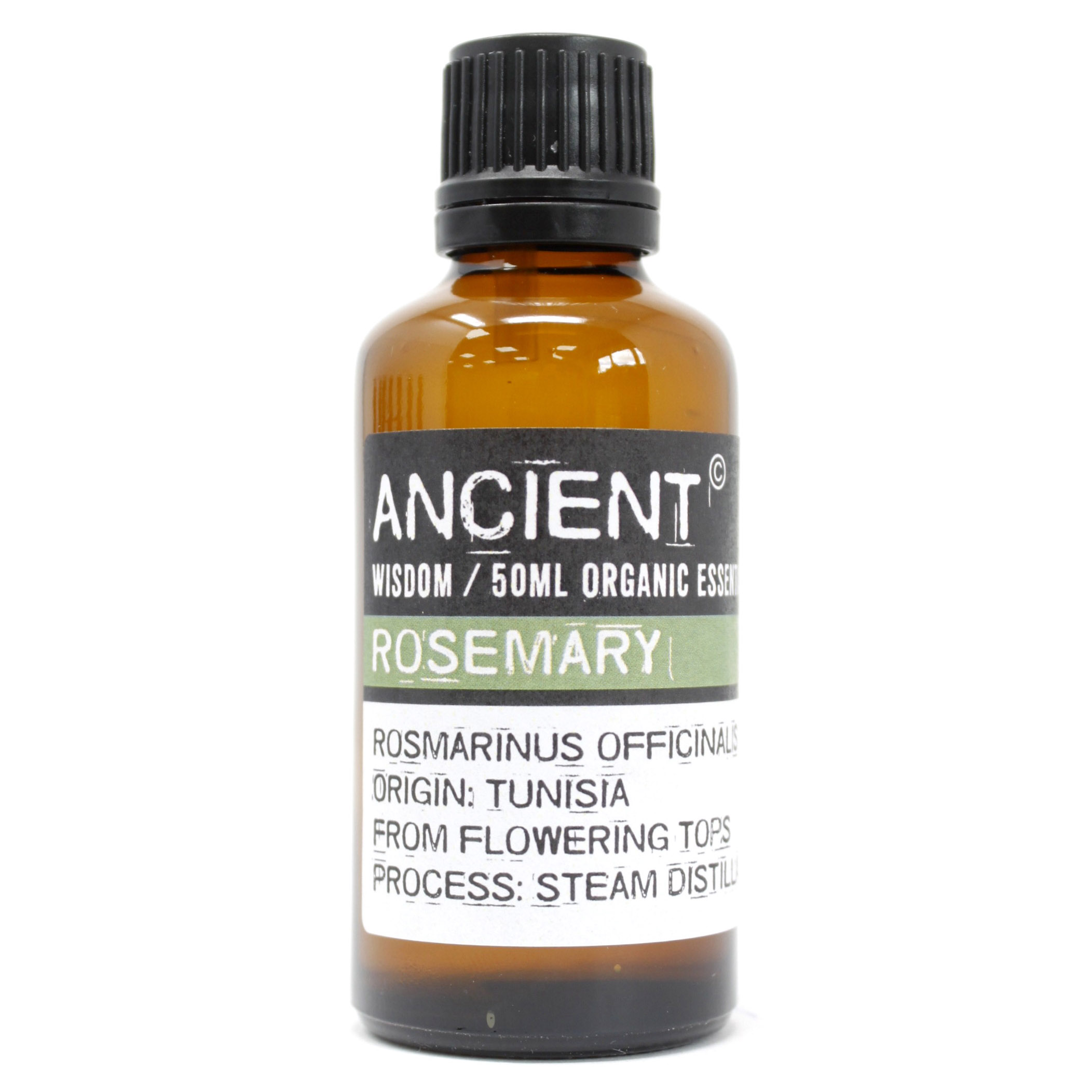 Rosemary Organic Essential Oil 50ml