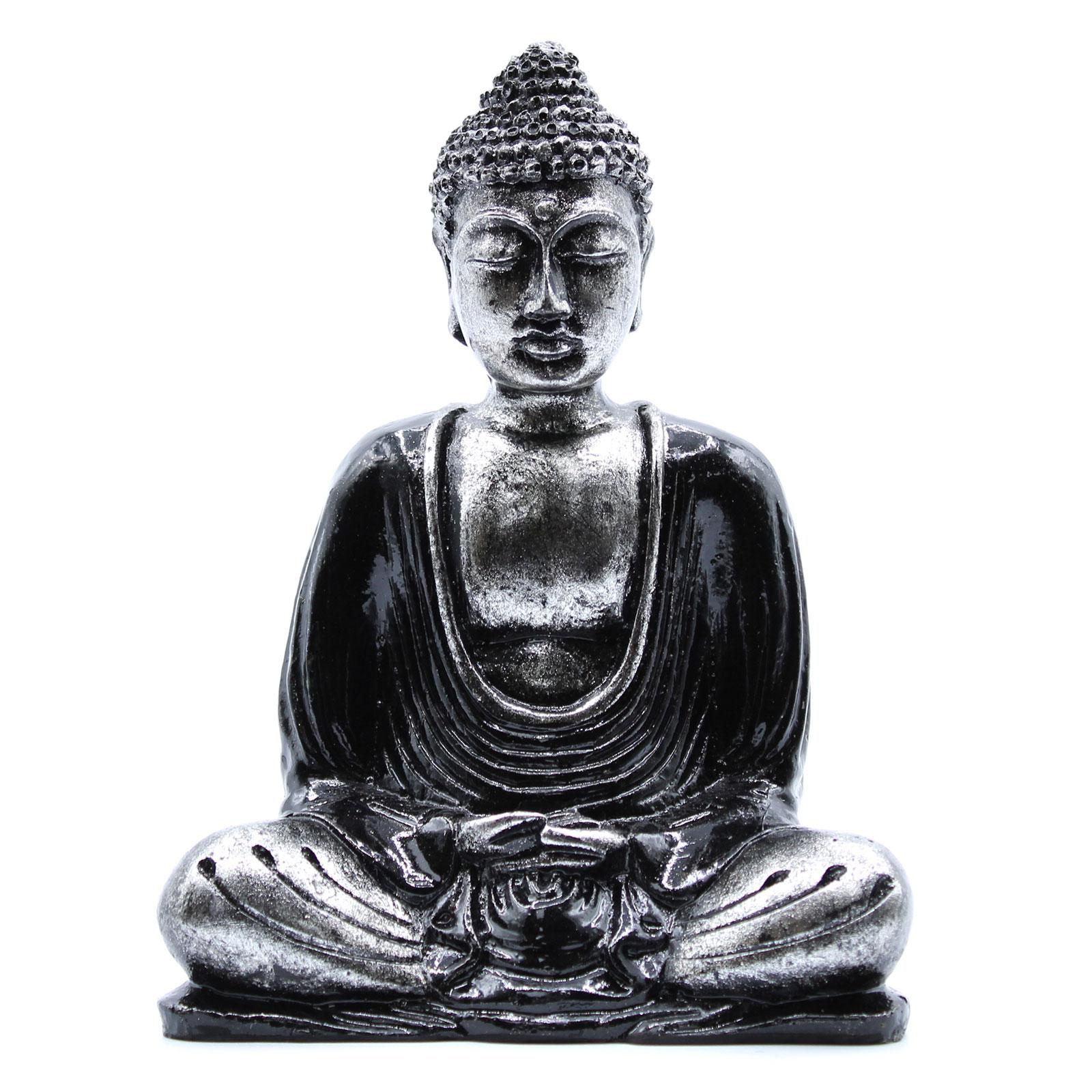 Black  Grey Buddha Medium