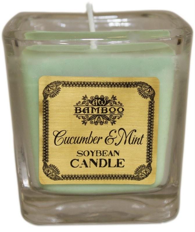 Soybean Jar Candles Cucumber   Mint