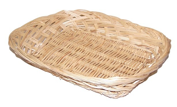 Rectangular Basket 25x20x5cm