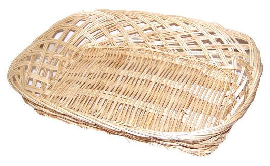 Rectangular Basket 30x23x7cm