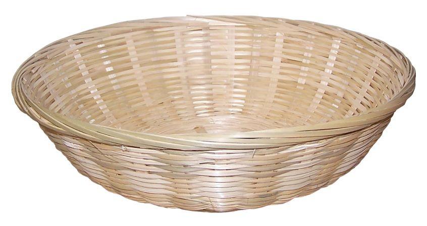 Round Basket 30x7cm
