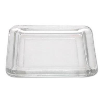 Church Candle Plate for 60mm SquareRound