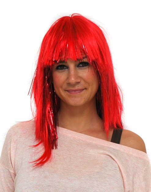 Red Head Glitter