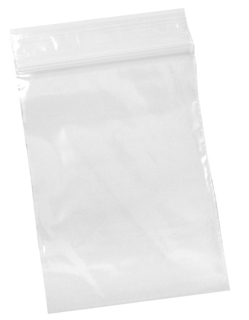 Grip Seal Bags 6 x 9 inch 100