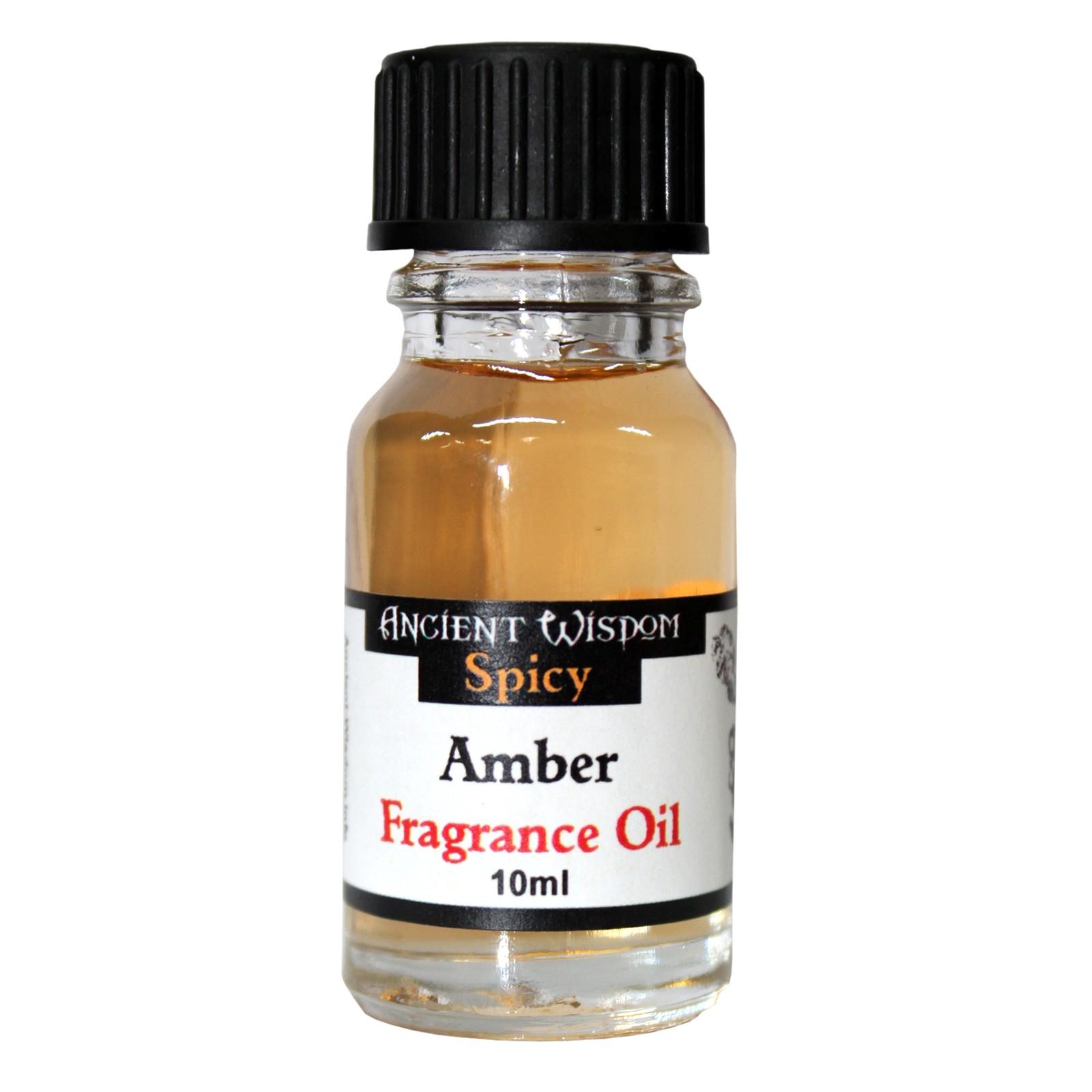 10ml Amber Fragrance Oil