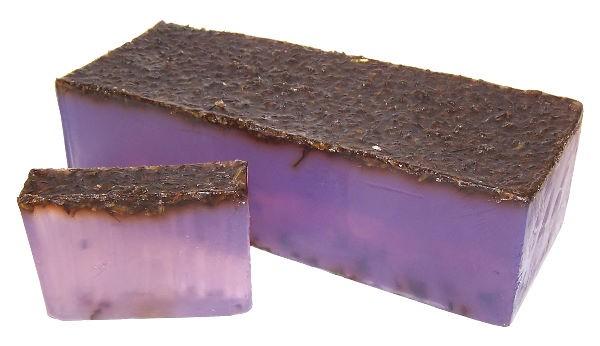 Sleepy Lavender Soap Loaf