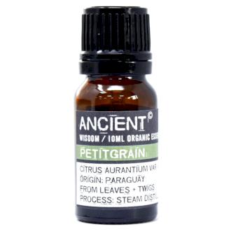 Petitgrain Organic Essential Oil