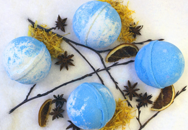 Just Desserts Bath Bombs - 180g - Ancient Wisdom Dropshipping