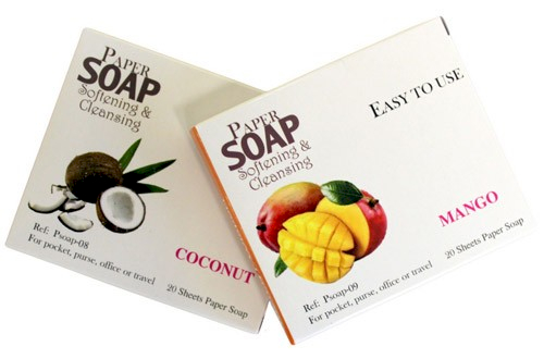 Pocket Paper Soaps - Ancient Wisdom Dropshipping