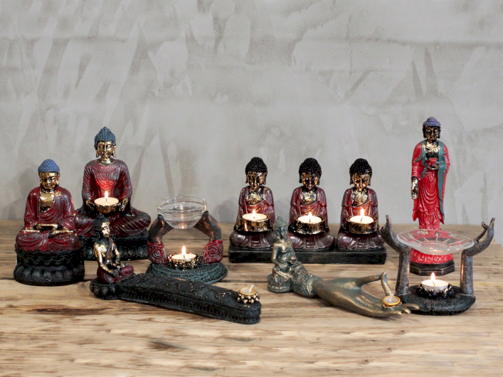 Antique Buddha Collectables - Ancient Wisdom Dropshipping
