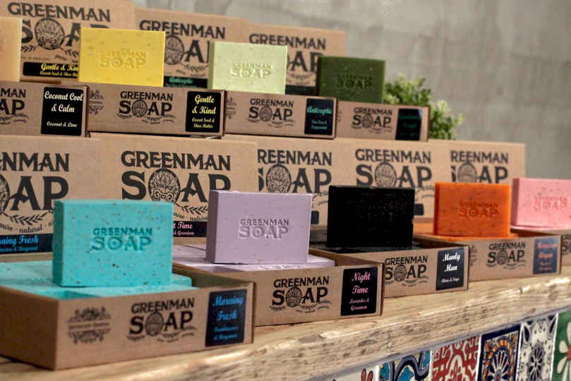 Greenman Soaps - Ancient Wisdom Dropshipping