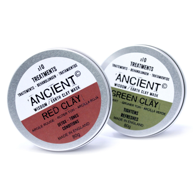 Clay Face Mask Powders - Ancient Wisdom dropshipping