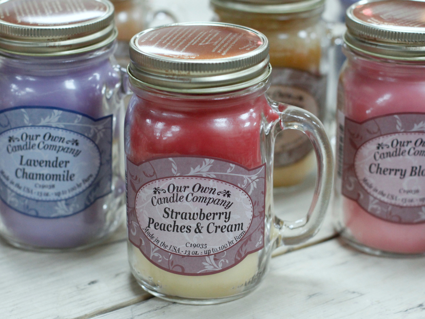Scented Jar Candles - Ancient Wisdom Dropshipping