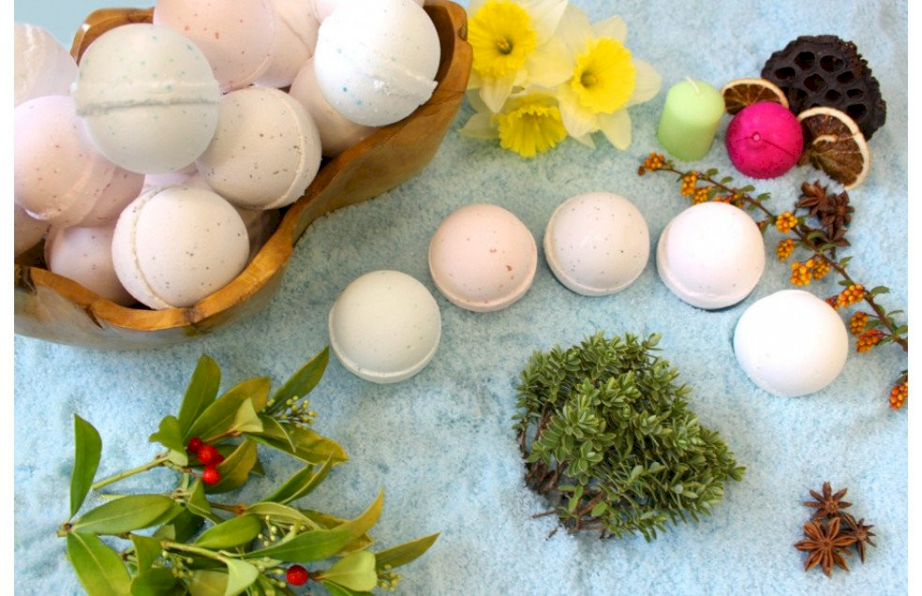 Ancient Wisdom Dropshipping - Aromatherapy Bath Potions Bath Balls