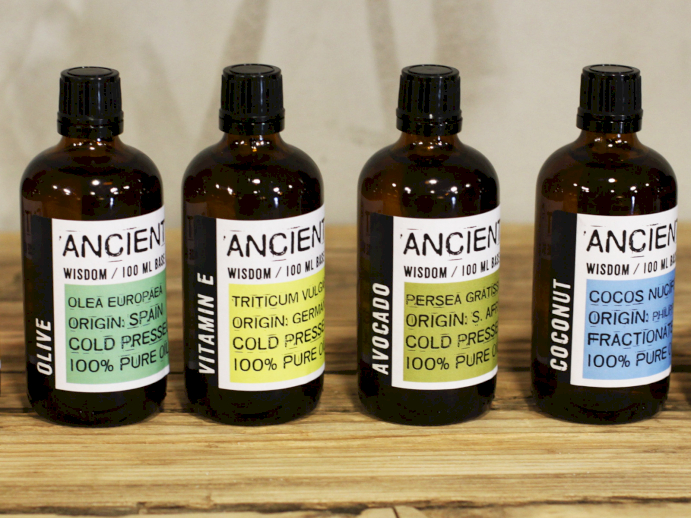 50ml Base Oils - Ancient Wisdom Dropshipping